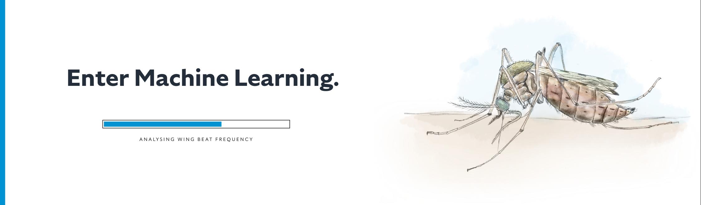 Enter Machine Learning