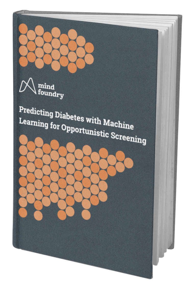 Predicting Diabetes with ML Book Cover Placeit