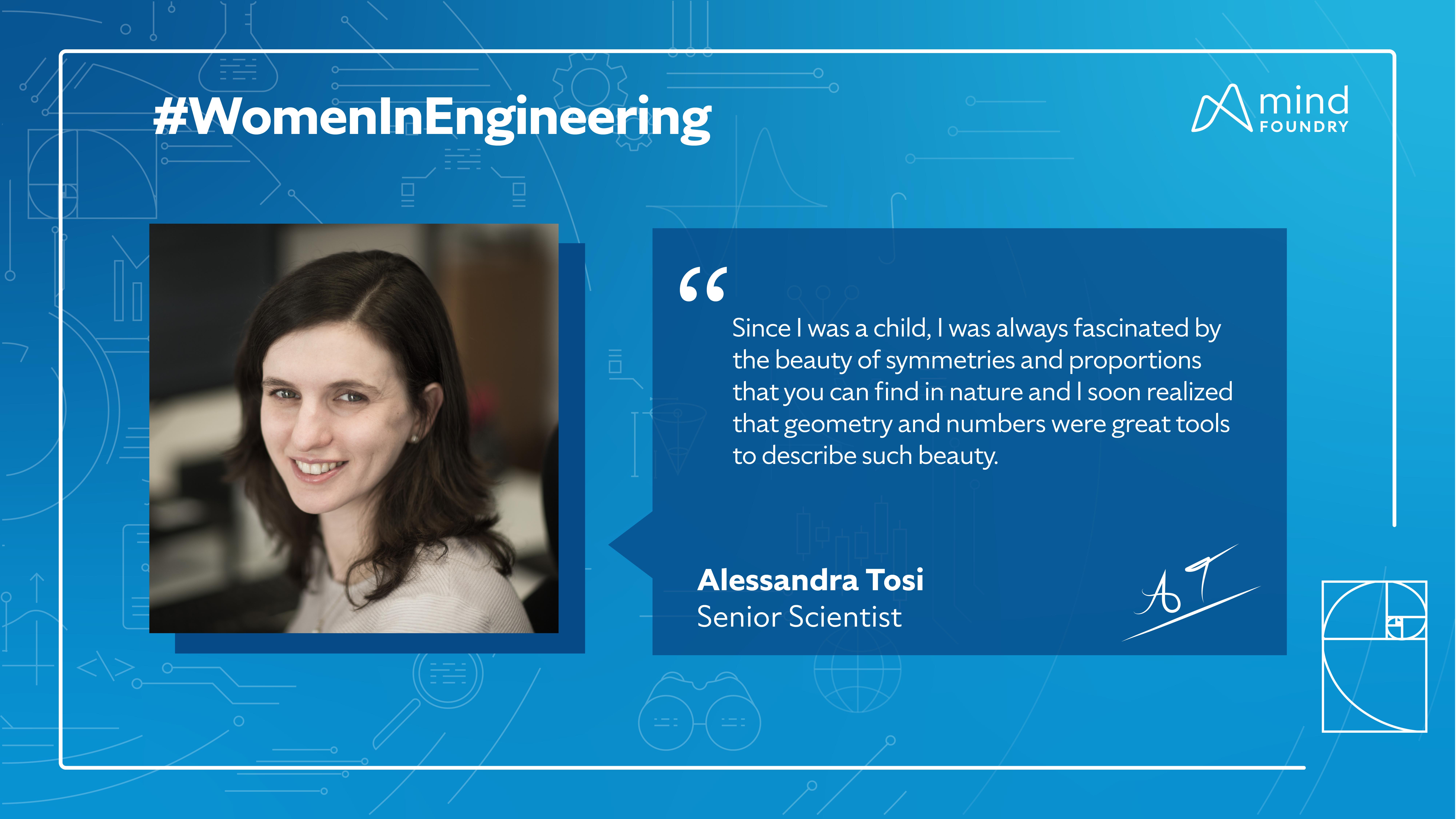 Women in STEM - Alessandra